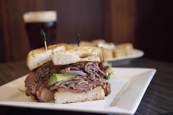 Not Your Average Prime Rib Sandwich